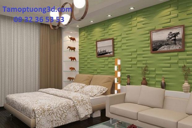 Tấm ốp tường 3d BAMBOO 2