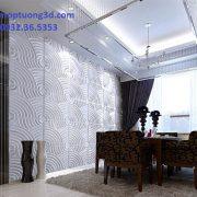 Tấm ốp tường 3d RIPPLE 1