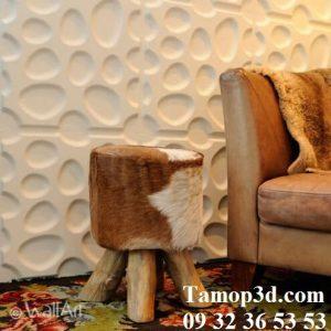 Tấm ốp tường 3d Pebbles wallart 2