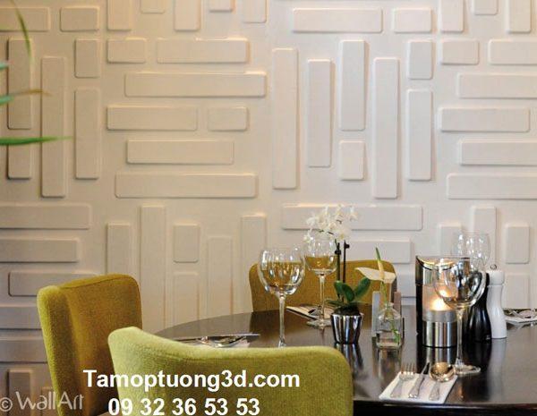 Tấm ốp tường 3d bricks wallart 3