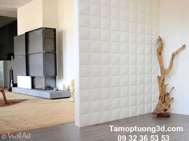 Tấm ốp tường 3d cubes wallart 2