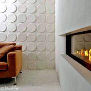 Tấm ốp tường 3d ellipses wallart 6