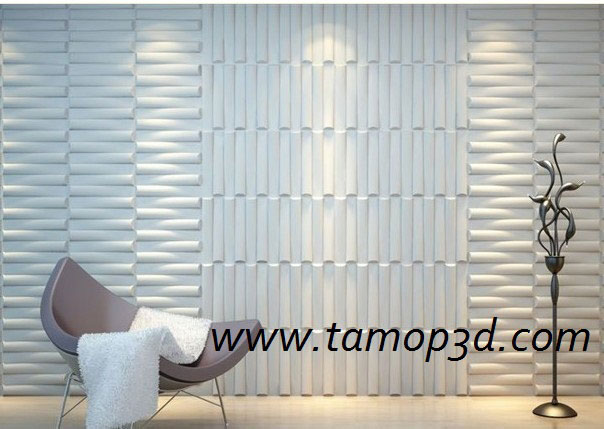 Tấm ốp tường 3d chất liệu nhựa PVC 17