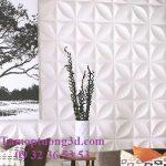 Tấm ốp tường nhựa 3d chống ẩm, chống mốc thế hệ mới
