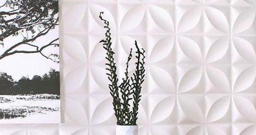 Tấm ốp tường 3d chất liệu nhựa PVC 8