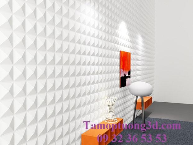 Tấm ốp tường 3d chất liệu nhựa PVC 9