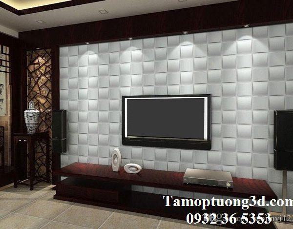 Tấm ốp tường nhựa 3d Weave 5