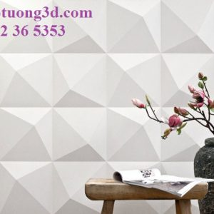 Tấm ốp tường nhựa 3d Pyramid 4