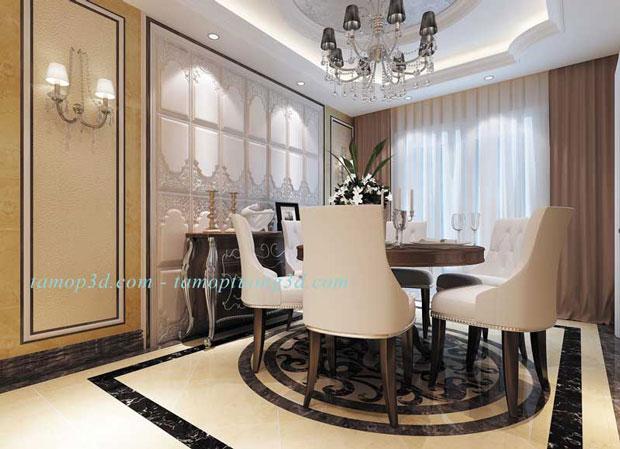 Vật liệu trang trí nội thất cao cấp từ tấm ốp da 3d mã DP6037-Case-A