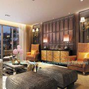 Vật liệu trang trí nội thất cao cấp từ tấm ốp da 3d mã DP6038-Case-B
