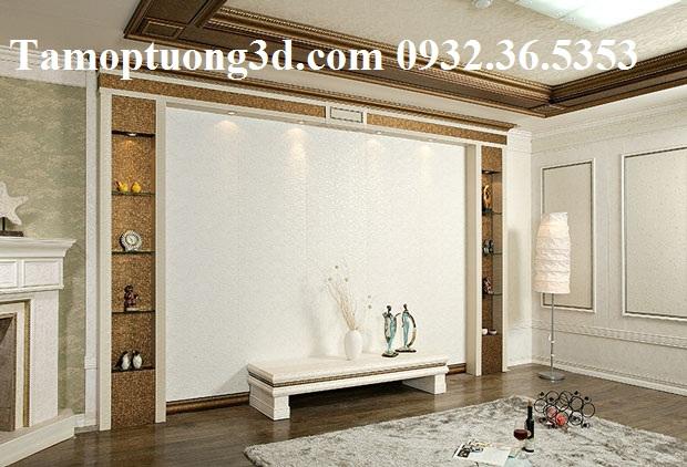 Tấm ốp tường 3d Hàn Quốc sang trọng tinh tế