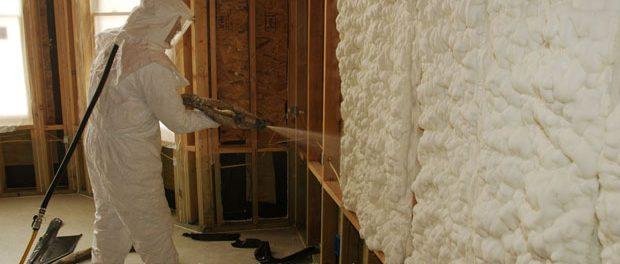 Báo giá Phun foam PU cách âm cách nhiệt chống cháy trên toàn quốc