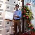 Công ty TNHH Tấm ốp trang trí 3d tham gia hội chợ triển lãm quốc tế Vietbuid lần 2 năm 2018